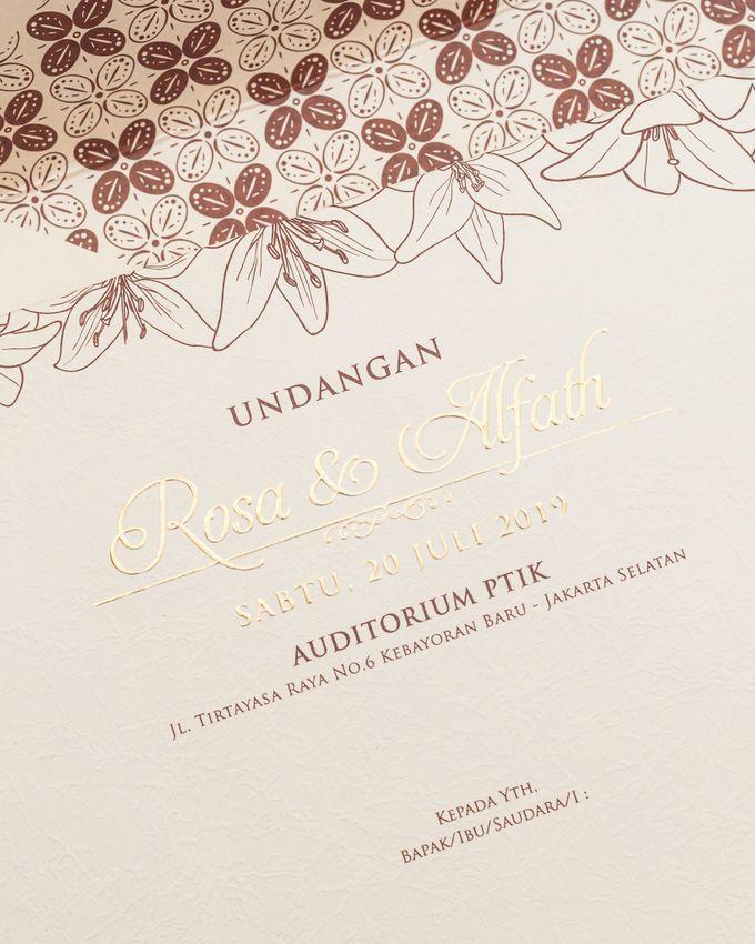The Wedding Of Alfath & Rosalia by SentimeterCard - 002