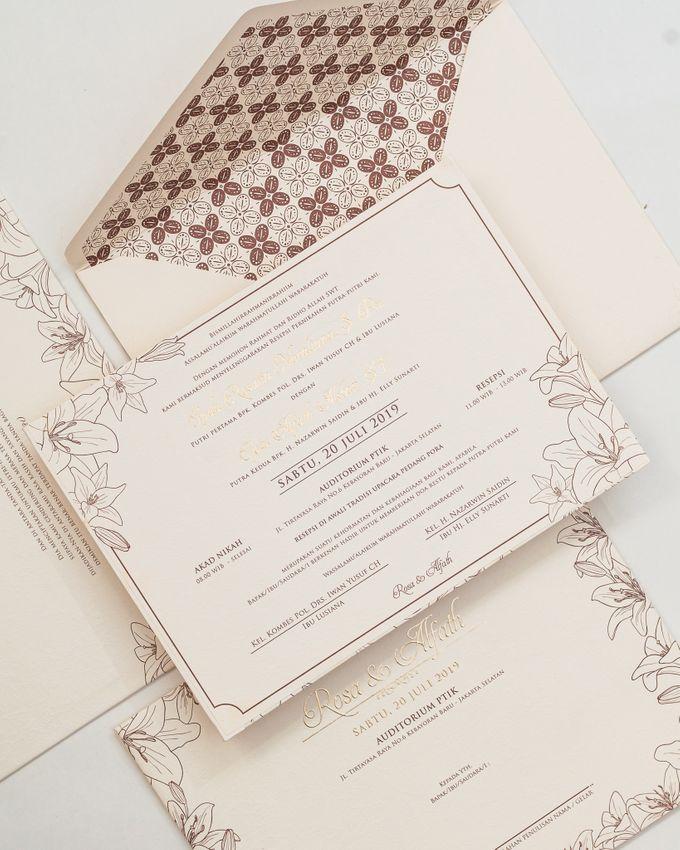 The Wedding Of Alfath & Rosalia by SentimeterCard - 003