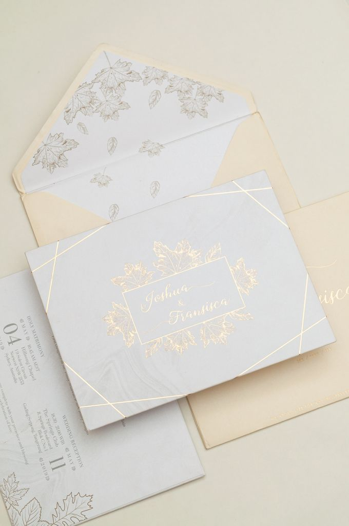 The Wedding of Joshua & Fransisca by SentimeterCard - 005