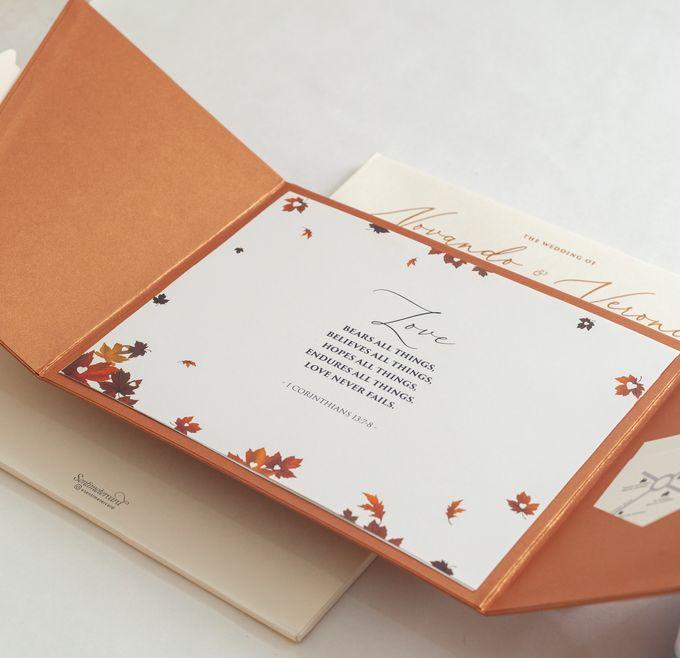The Wedding of Novando & Veronika by SentimeterCard - 006