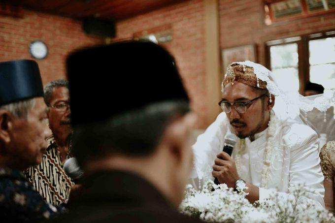 Ivana & Yusuf 's Wedding by akar photography - 007