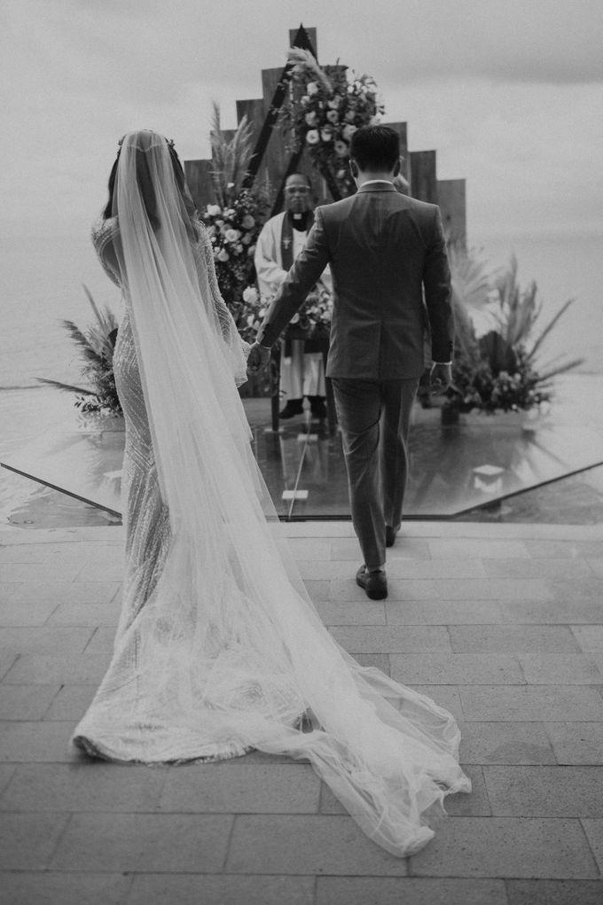 Steffy and Temi Wedding Decoration by Fuchsia Bali by KAMAYA BALI - 001