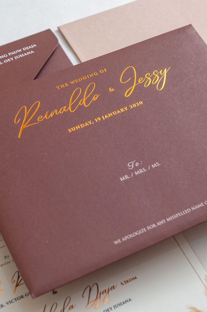 The Wedding of Reinaldo & Jessy by SentimeterCard - 001
