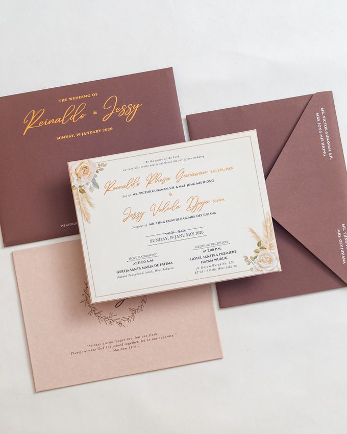 The Wedding of Reinaldo & Jessy by SentimeterCard - 002