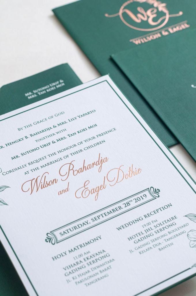 The Wedding of Wilson & Eagel by SentimeterCard - 003