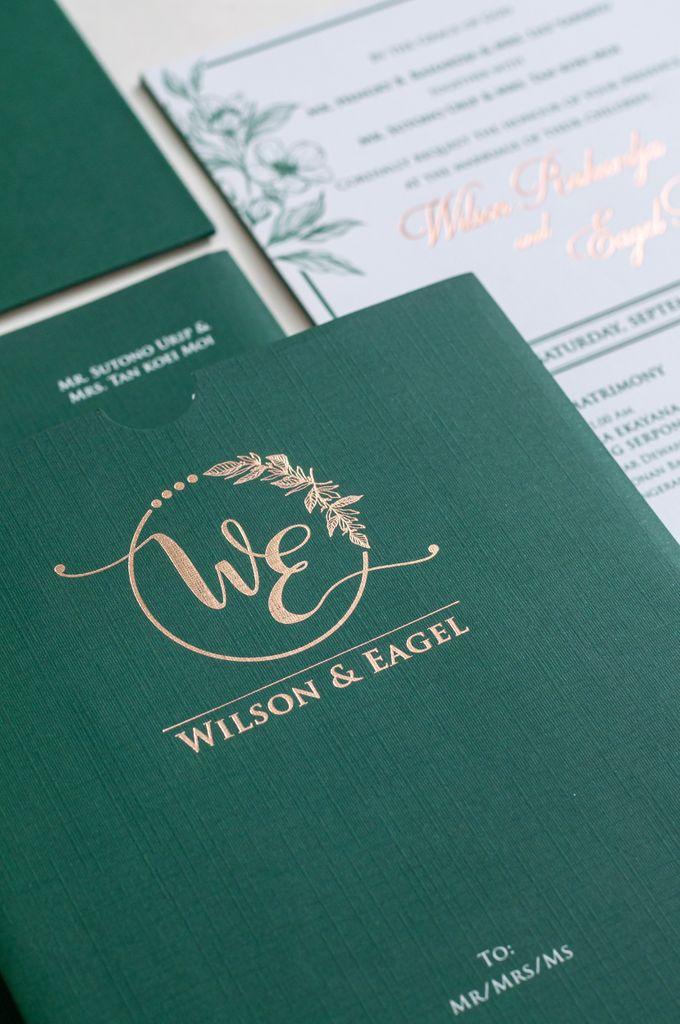 The Wedding of Wilson & Eagel by SentimeterCard - 005