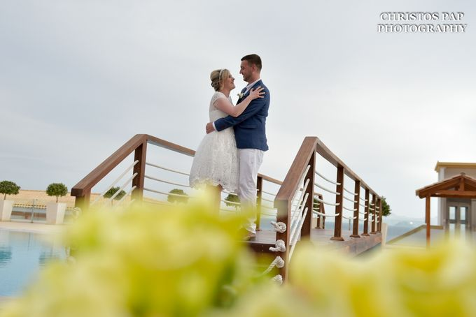 wedding at Blue Domes Resort by Christos Pap Photography - 027