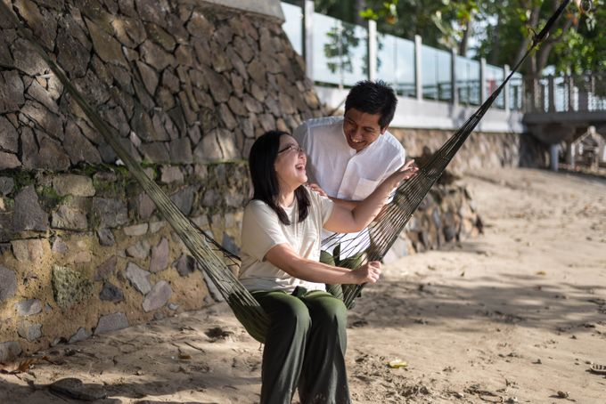 mini sesi prewedding Rheni dan Andri (03-11-2020) by Weddingscape - 018