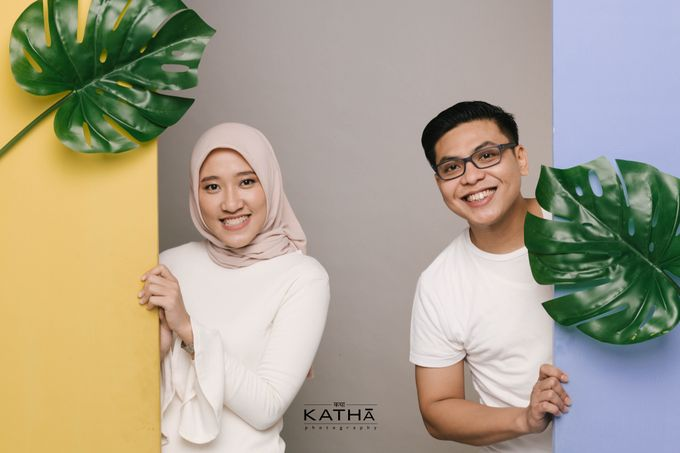 Anya & Anton Prewedding by Katha Photography - 003