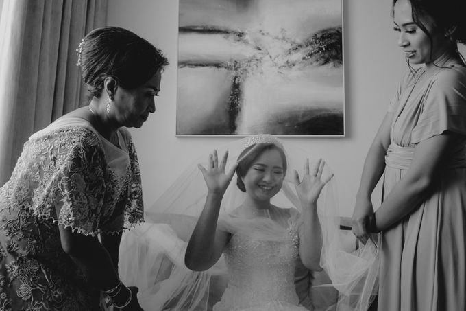 the wedding story of Erry & Cathy by Bondan Photoworks - 009