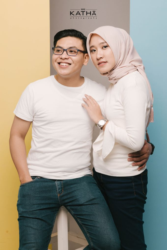 Anya & Anton Prewedding by Katha Photography - 004