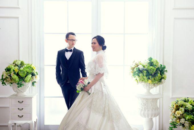 Anna & Suanto Prewedding by Michelle Bridal - 002
