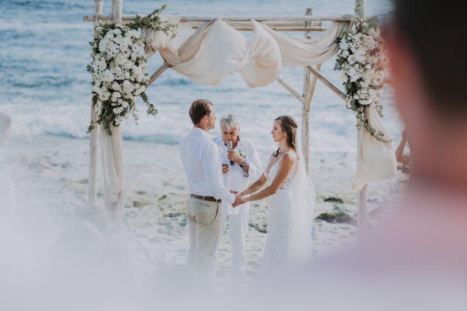 Wedding Lucy & Sam by Aka Bali Photography - 003