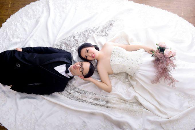 Anna & Suanto Prewedding by Michelle Bridal - 003