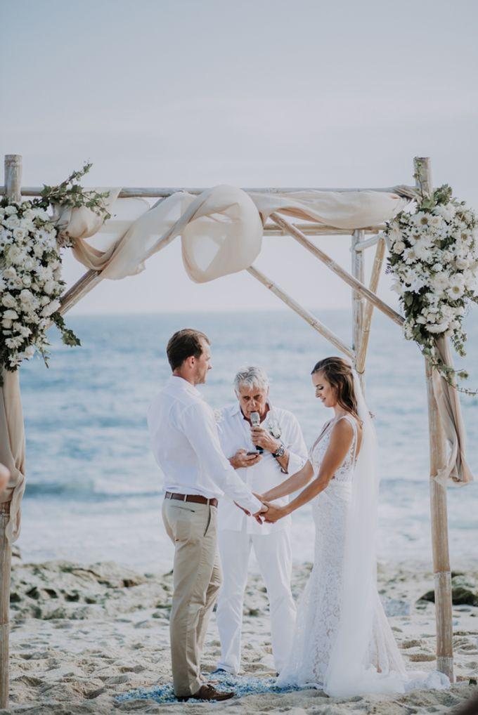 Wedding Lucy & Sam by Aka Bali Photography - 006