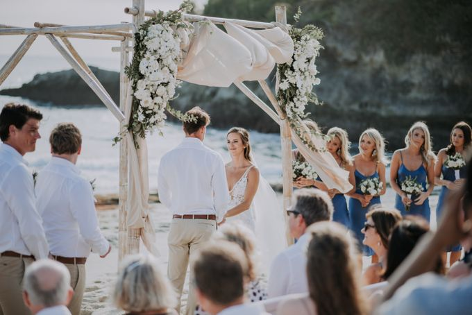 Wedding Lucy & Sam by Aka Bali Photography - 008