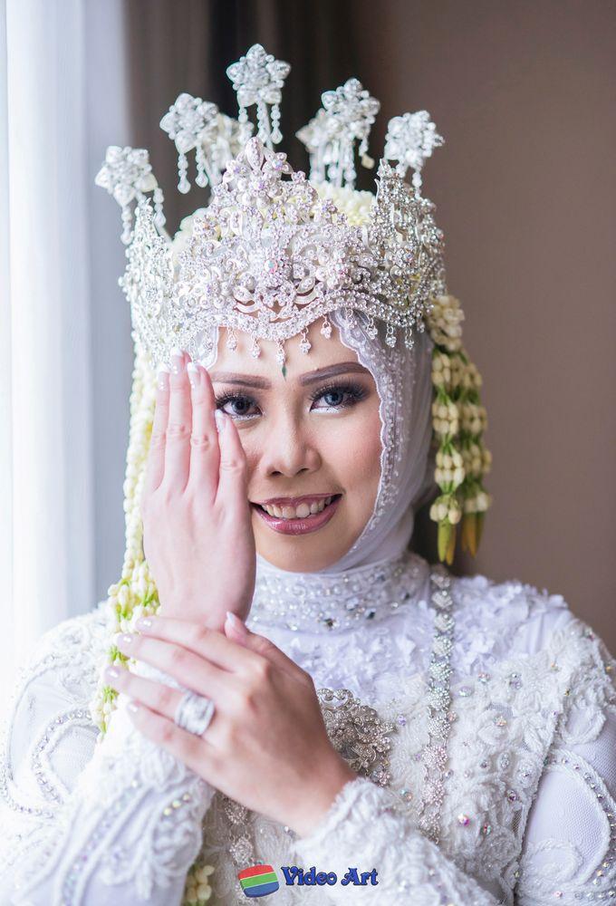 Wedding Nadia & Rakean by Video Art - 030