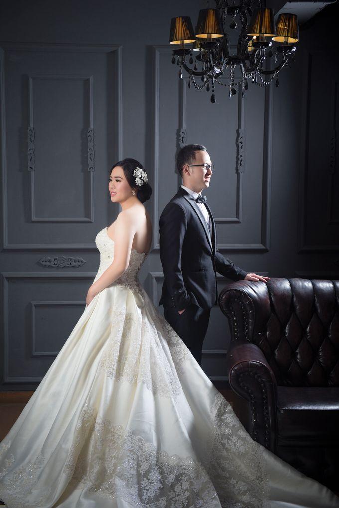 Anna & Suanto Prewedding by Michelle Bridal - 004