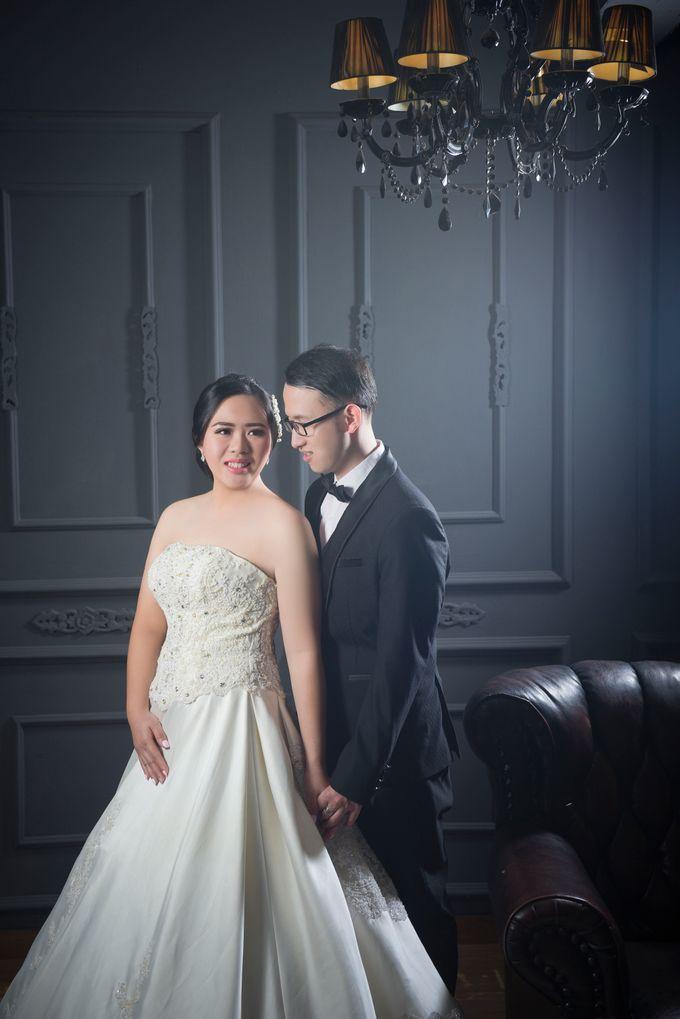 Anna & Suanto Prewedding by Michelle Bridal - 005