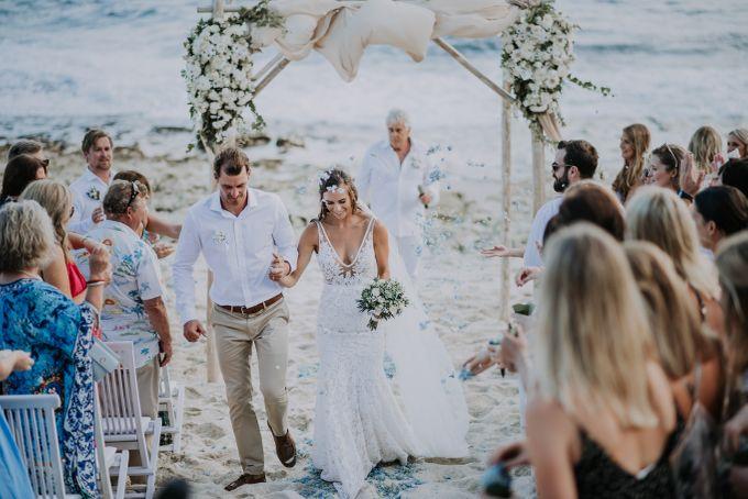Wedding Lucy & Sam by Aka Bali Photography - 012