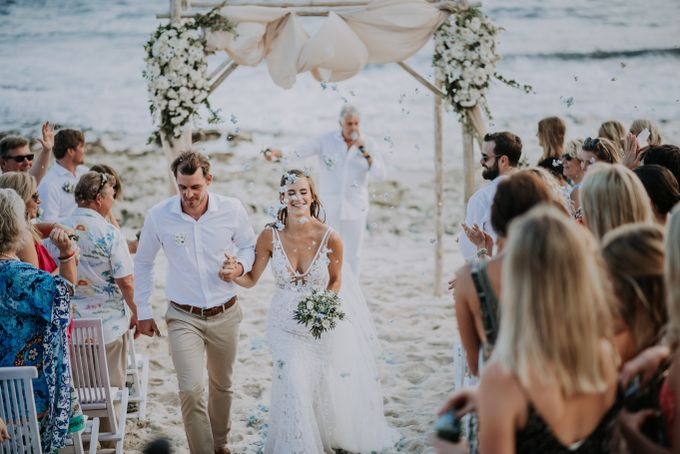Wedding Lucy & Sam by Aka Bali Photography - 013