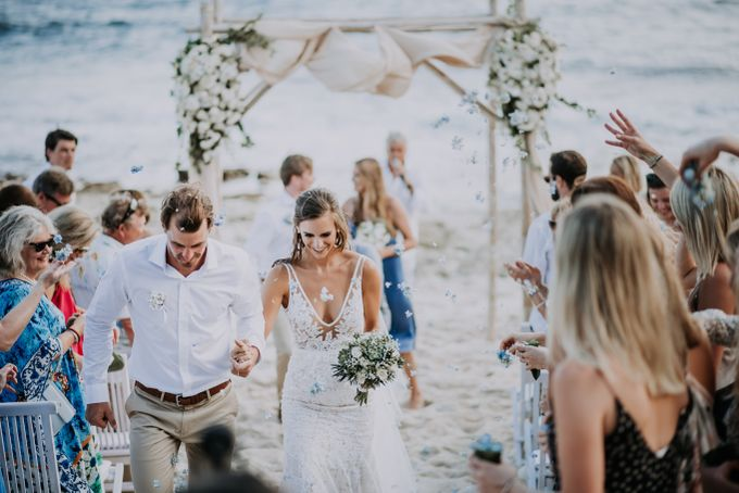 Wedding Lucy & Sam by Aka Bali Photography - 014
