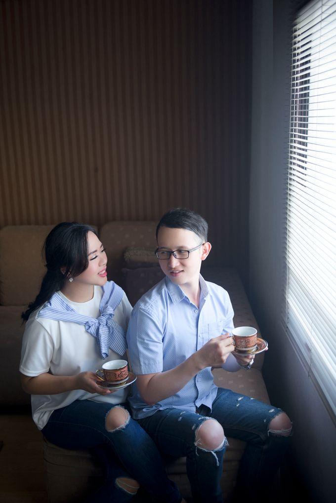 Anna & Suanto Prewedding by Michelle Bridal - 006
