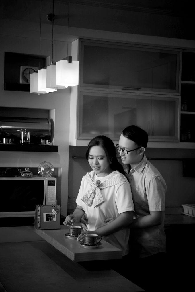 Anna & Suanto Prewedding by Michelle Bridal - 008