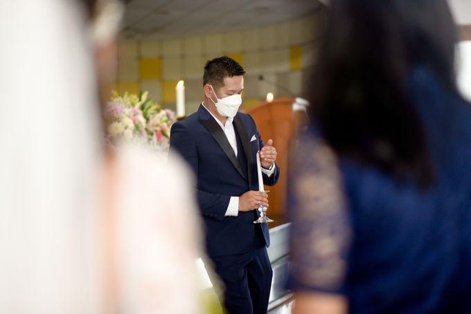 The Wedding of Priska & Yanto by Bondan Photoworks - 033