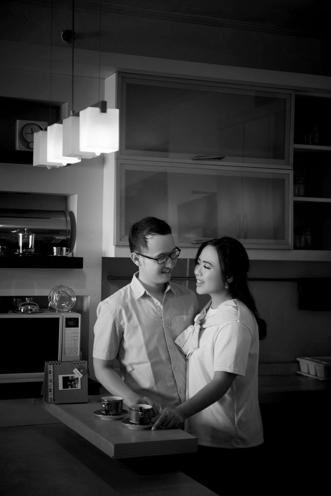 Anna & Suanto Prewedding by Michelle Bridal - 009
