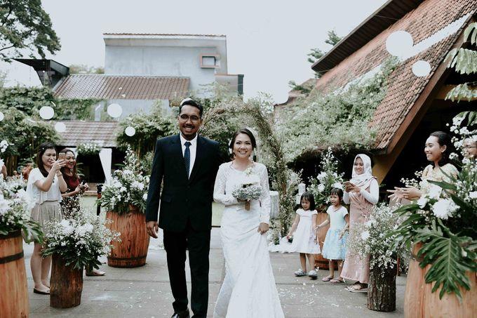 Ivana & Yusuf 's Wedding by akar photography - 008