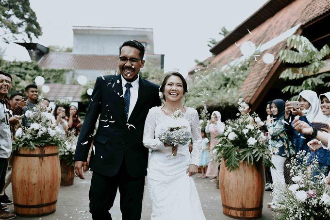 Ivana & Yusuf 's Wedding by akar photography - 009