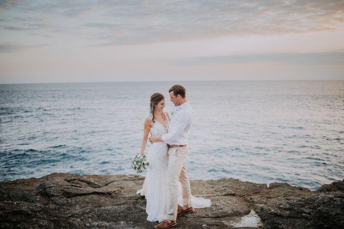 Wedding Lucy & Sam by Aka Bali Photography - 035
