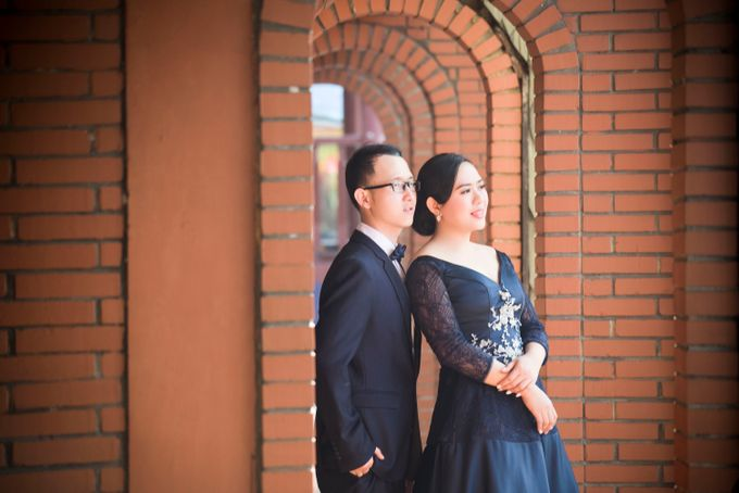 Anna & Suanto Prewedding by Michelle Bridal - 010