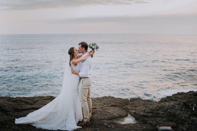 Wedding Lucy & Sam by Aka Bali Photography - 037