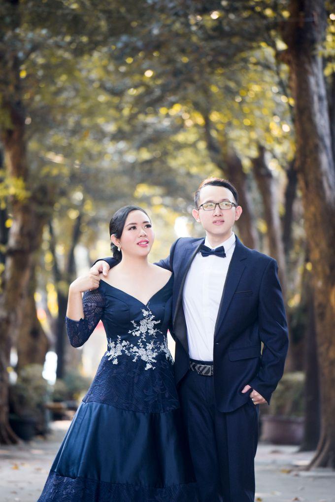 Anna & Suanto Prewedding by Michelle Bridal - 011