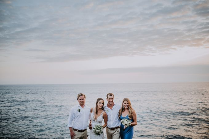 Wedding Lucy & Sam by Aka Bali Photography - 038