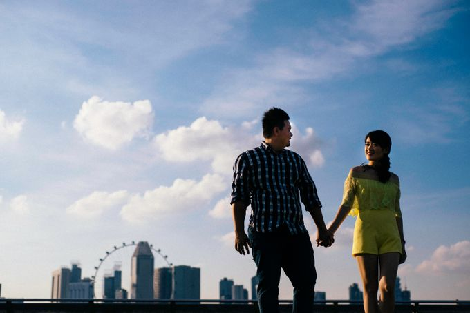 PRE WEDDING by Thousand Pictures   Photo & Video - 011