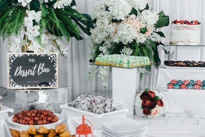 Wedding Catering by Wedding by LQ - 002