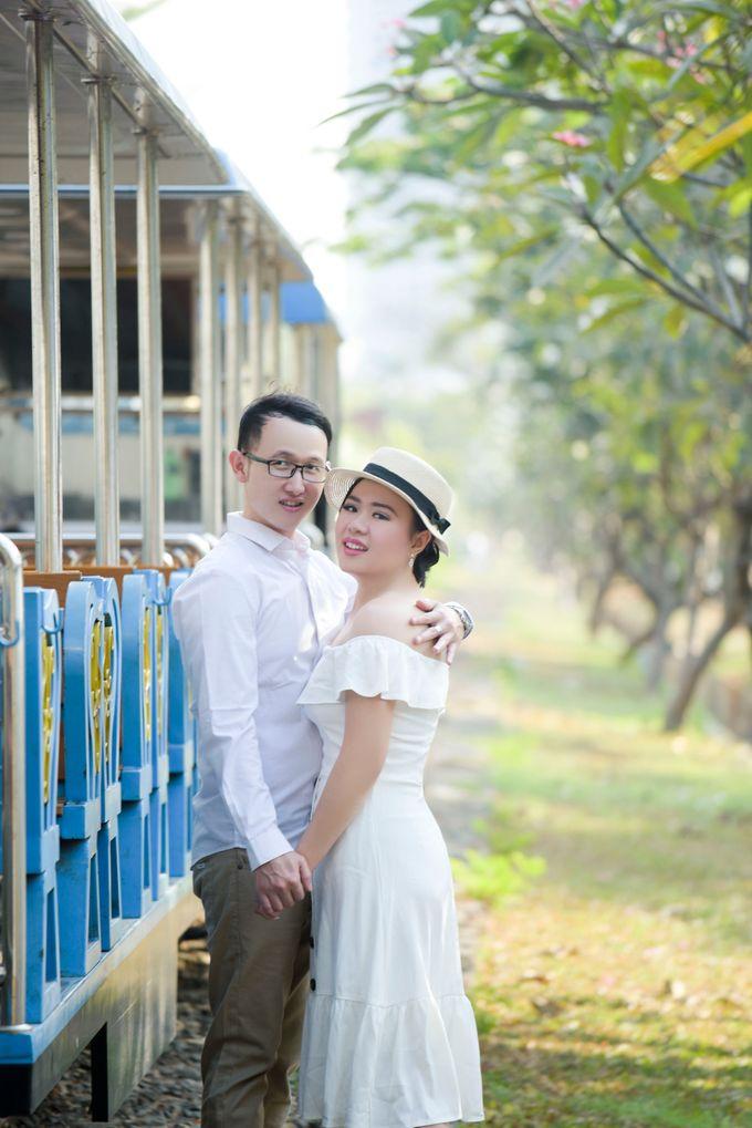Anna & Suanto Prewedding by Michelle Bridal - 013