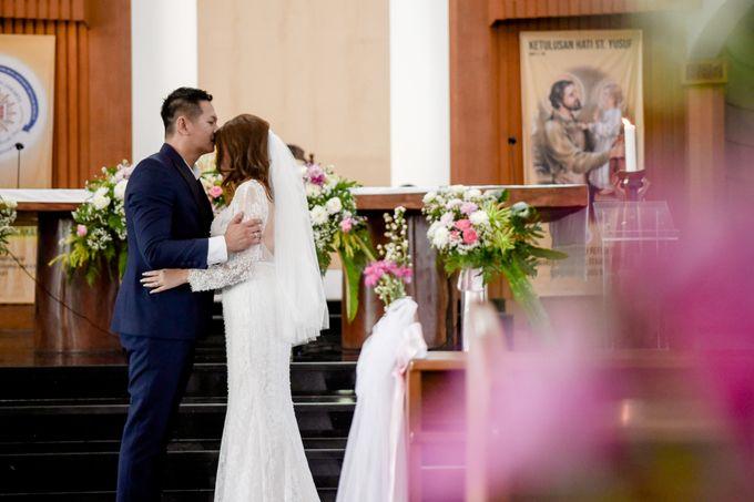 The Wedding of Priska & Yanto by Bondan Photoworks - 034