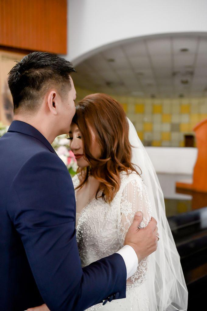 The Wedding of Priska & Yanto by Bondan Photoworks - 036