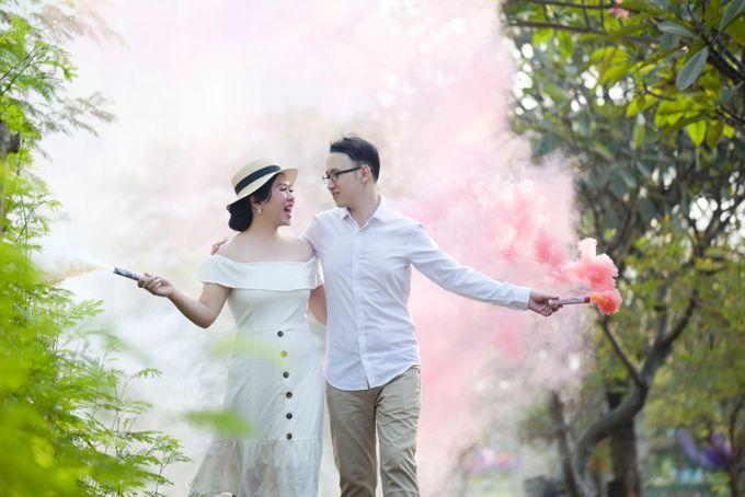 Anna & Suanto Prewedding by Michelle Bridal - 015
