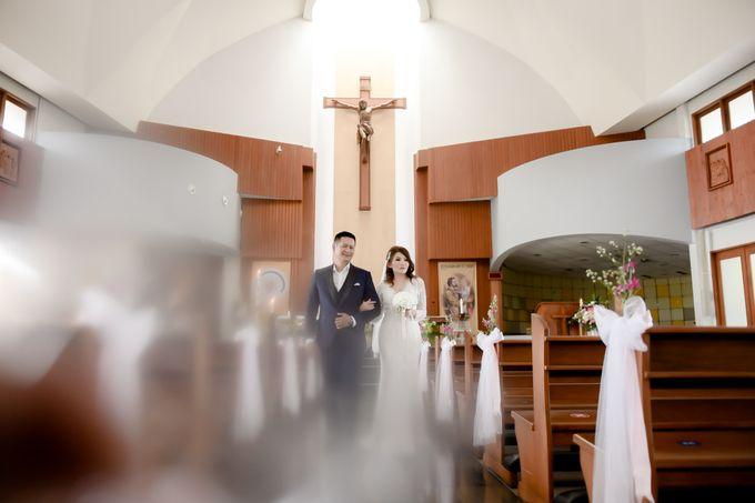 The Wedding of Priska & Yanto by Bondan Photoworks - 031