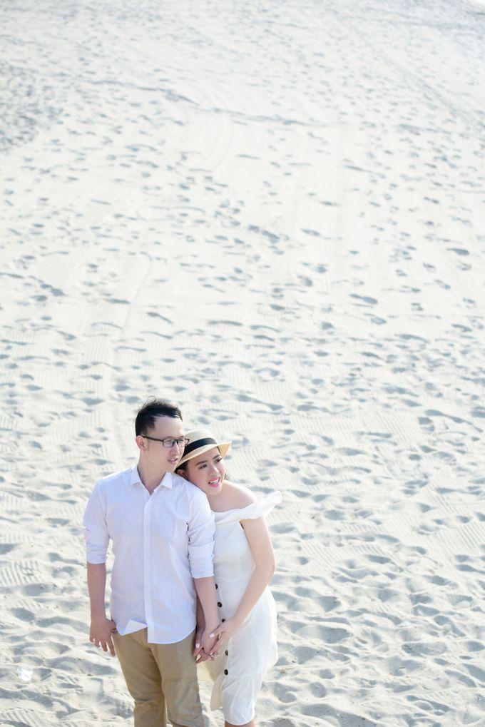Anna & Suanto Prewedding by Michelle Bridal - 016
