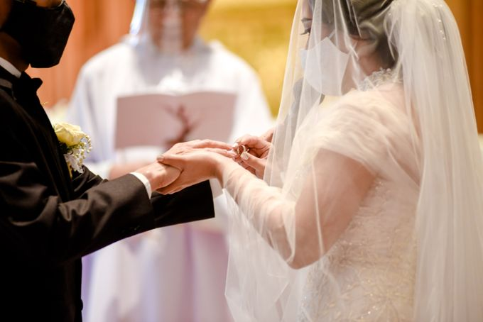the wedding story of Erry & Cathy by Bondan Photoworks - 020