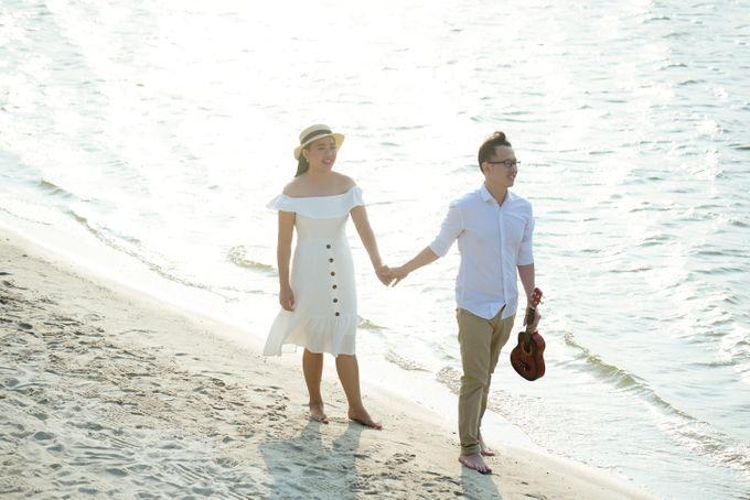 Anna & Suanto Prewedding by Michelle Bridal - 017