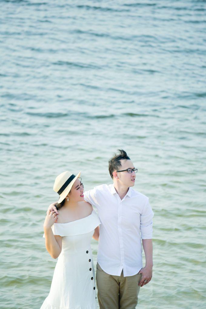 Anna & Suanto Prewedding by Michelle Bridal - 018