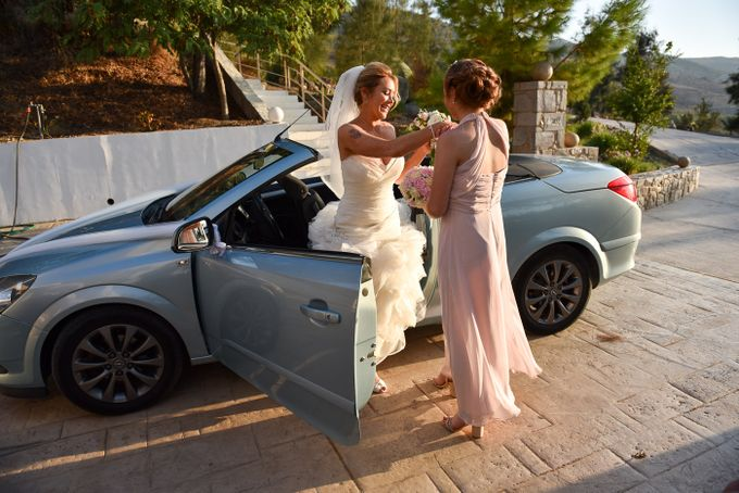 Wedding  coverage by Christos Pap photography - 008