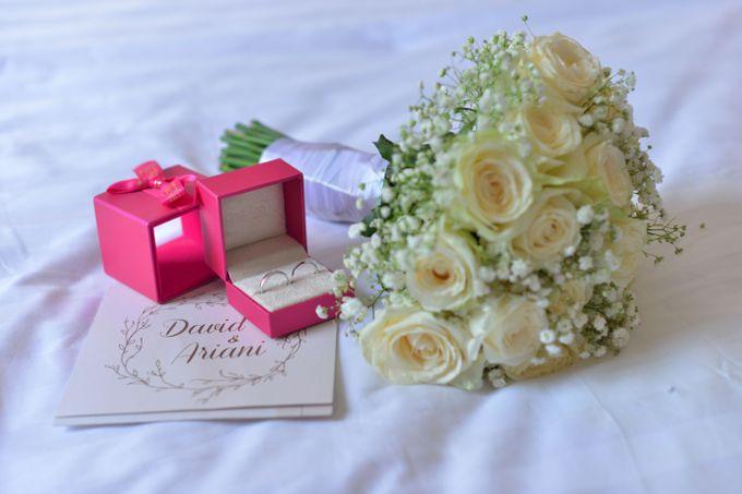 The Wedding David & Ariani ❤️ by Favor Brides - 007